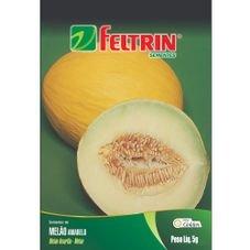 semente melao amarelo 5g golden feltrin