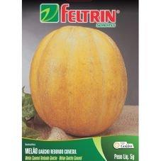 semente melao gaucho redondo conesul 5g golden feltrin