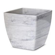 vaso cachepo quadrado carrara nutriplan