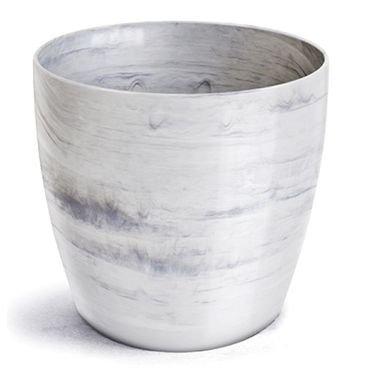 vaso cachepo redondo carrara nutriplan
