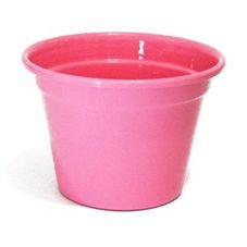 cachepot violeta rosa medio