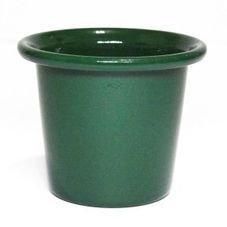 cachepot mini verde escuro