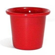 cachepot mini vermelho