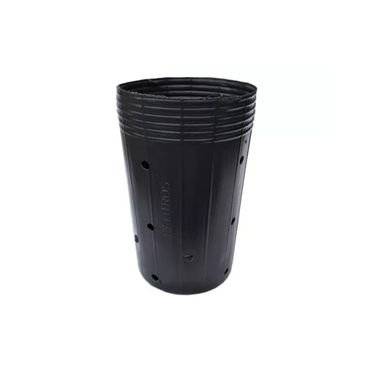 vaso embalagem mudas preto nutriplan 1 7 litros