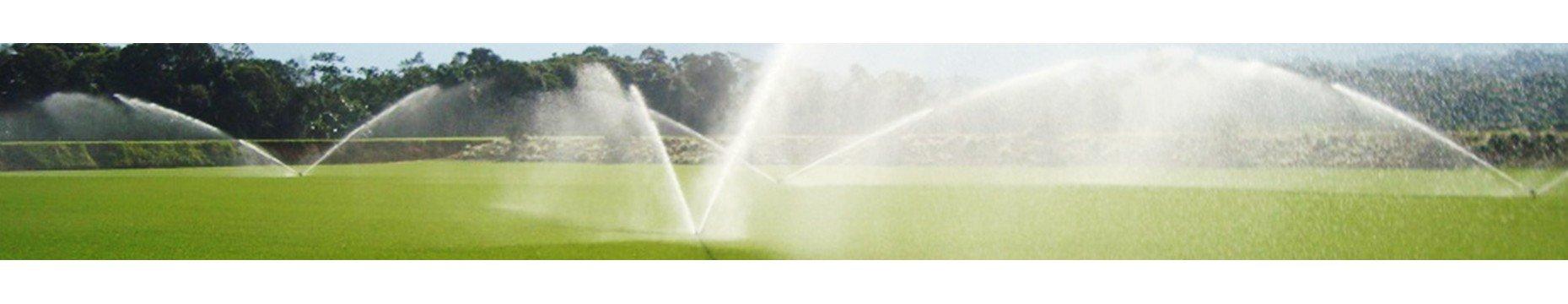 irrigacao grama