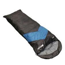 saco de dormir viper azul preto nautika