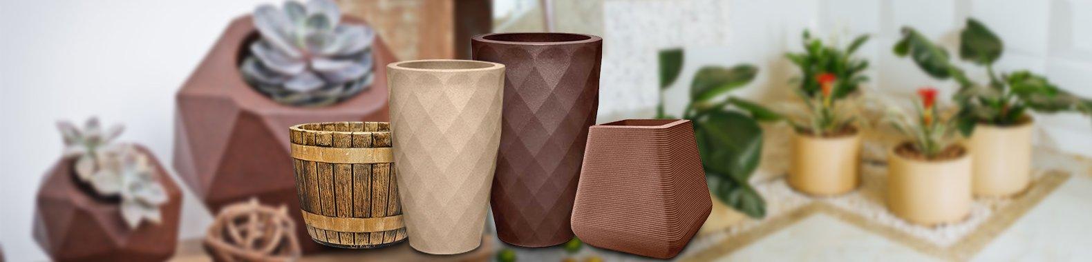 modelos vasos para decoracao de polietileno nutriplan