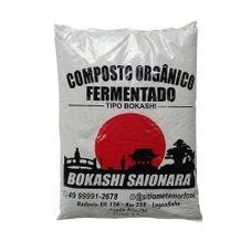 composto organico fermentado bokashi 1kg