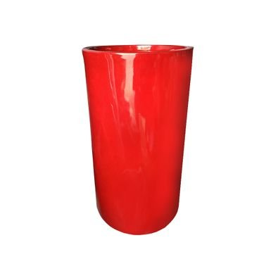 vaso ppa vermelho royal verniz escuro a60 ppa501224 rotogarden