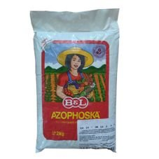 adubo quimico granulado 04 14 08 azophoska 2kg