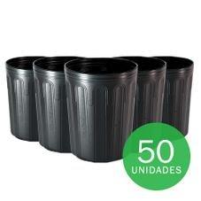 embalagem mudas 10 litros preto 50 unidades