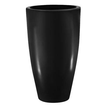 vaso redondo preto a60 rotogarden