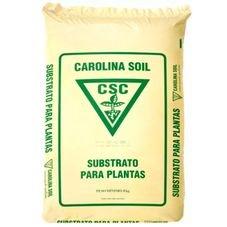 substrato plantas carolina