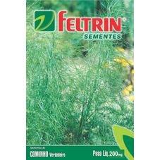 semente cominho verdadeiro feltrin eco