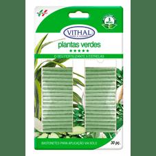 bastonete planat verde vithal