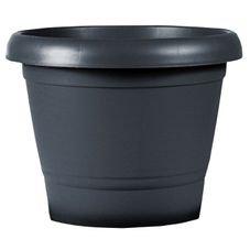 vaso terracota preto sem prato