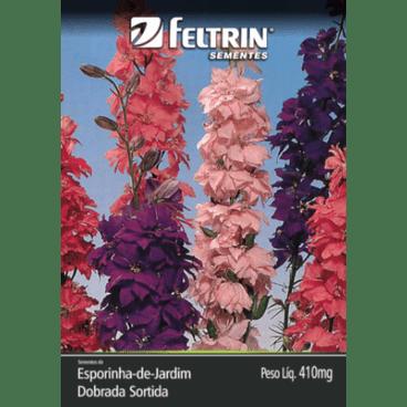 esporinha de jardim flor feltrin