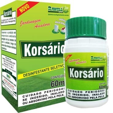 korsario rawell 60 ml