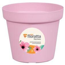 vaso floratta 19 redondo rischioto rosa