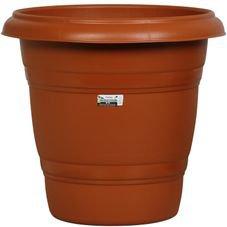 vaso redondo n50 marrom rischioto