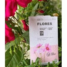 fertilizante organico mineral sachet flores egc 13 g