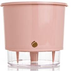 vaso autoirrigavel raiz rosa quartz