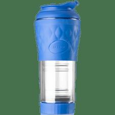 cafeteira portatil pressca azul