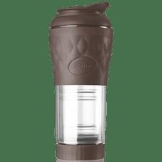 cafeteira portatil pressca marrom