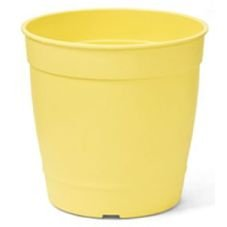 vaso aquarela sem prato nutriplan amarelo