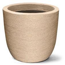 vaso grafiato redondo 28 nutriplan areia