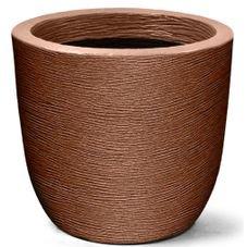 vaso grafiato redondo 28 nutriplan ferrugem