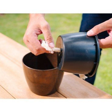 vaso autoirrigavel nutriplan como plantar