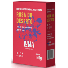 fertilizante luma rosa do deserto 150 g