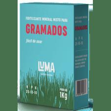 fertilizante luma gramados 1 kg
