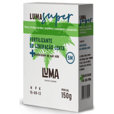 fertilizante luma super 15 09 12 150 g