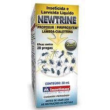 inseticida larvicida newtrine insetimax 30 ml