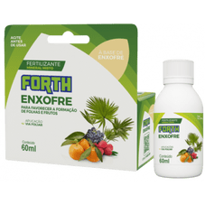 forth enxofre 60 ml
