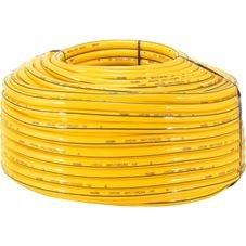 mangueira antitorcao vonder rolo amarela