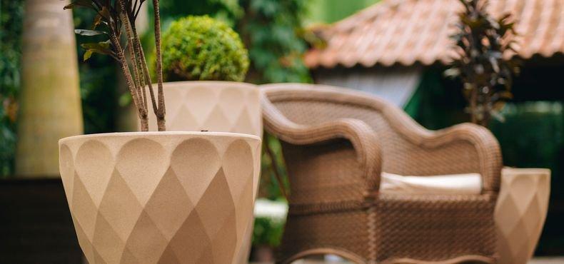 Como fazer o sistema de drenagem externo para Vasos Decorativos Nutriplan?