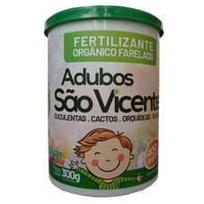 fertilizante organico sao vicente 300g