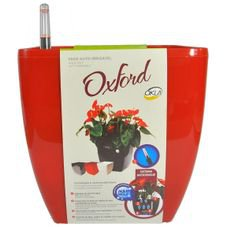 vaso oxford n25 vermelho