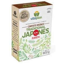 fertilizante tradicional organico japones nutriplan