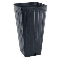 vaso embalagem muda 7 litros preto nutriplan