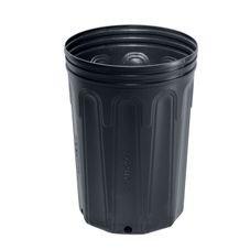vaso embalagem muda 2 6 litros preto nutriplan