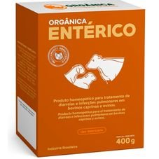 enterico organica homeopatico 400g