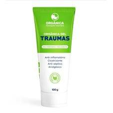 gel traumas bisnaga organica homeoptica 100g