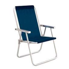 cadeira praia sannet azul marinho 2158