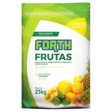 forth frutas 25 kg novo