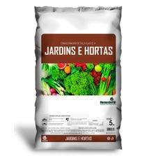 fertilizante organico horta jardim humusfertil 5 kg
