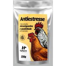 anti estresse galinha